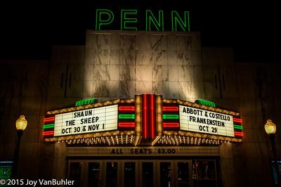 302/365 - Penn Theater