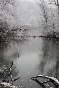 325/365 - First Snow